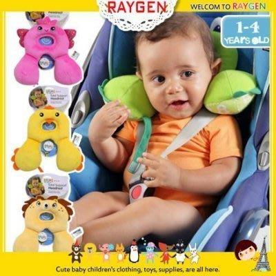 八號倉庫  兒童 ( 1歲-4歲 ) 防落枕動物造型護頸枕/安全旅行枕/u型記憶枕【3A140C1028】