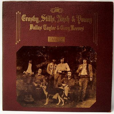 西洋搖滾 Crosby Stills Nash & Young 【Deja Vu】1978 美國版