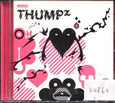 *真音樂* PORNO GRAFFITTI / THUMP 二手 K4862  (清倉.下標賣2)