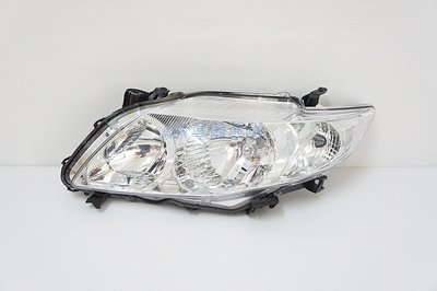~~ADT.車燈.車材~~TOYOTA ALTIS 10代 08 09 10 原廠型晶鑽HID大燈 一對5200