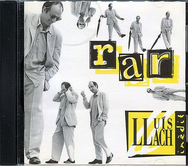 【塵封音樂盒】Lluis Llach - rar