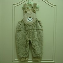 HALL MARK童裝.吊帶褲(尺寸73/48)