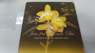 書皇8952:專輯 D5-2de☆『Jazz for a Rainy Day(2片)』HN650CD