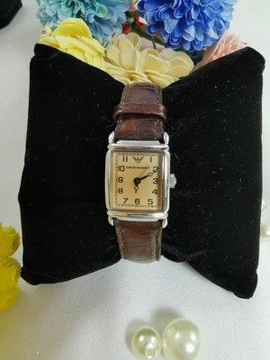 ARMANI仕女手錶二手商品