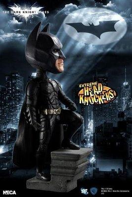 [狗肉貓]_NECA_ The Dark Knight _黑暗騎士黎明升起 _蝙蝠俠_BATMAN_搖頭娃娃
