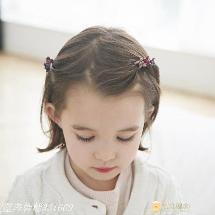 髮卡子公主頭髮丸子頭髮卡小朋友小孩女童禮盒頭飾品兒童髮飾