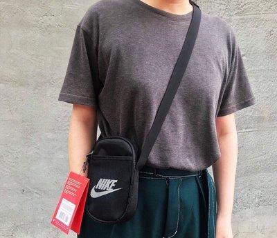實體店面NIKE NK HERITAGE S SMIT網袋側肩背包 BA5871010黑特價530