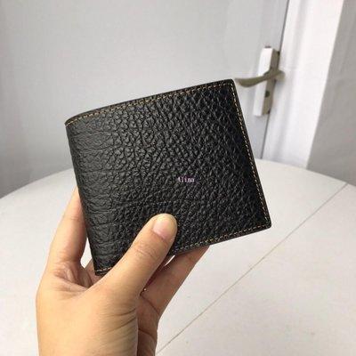 Alina 精品代購 COACH 寇馳 87188  都會商務對折短夾 錢包  時尚精品  美國代購