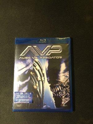 (全新未拆封)異形戰場 ALIEN VS. PREDATOR - EXTENDED CUT 加長版藍光BD(得利公司貨)