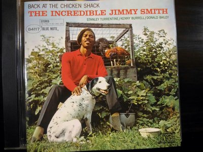 Jimmy Smith ~ Back At The Chicken Shack。