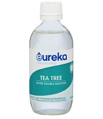 bobo愛漂亮 現貨在台 澳洲 Eureka 純天然水溶性茶樹精油(濃度20%)200ml