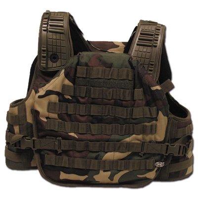 MFH tactical armor 戰術背心(Tactical Armor Vest MFH woodland)