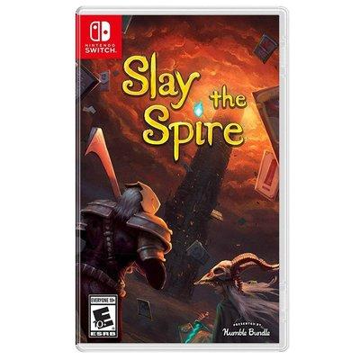 遊戲卡Switch任天堂ns游戲卡 殺戮尖塔 尖塔奇兵Slay The Spire中文卡帶