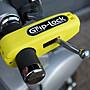 紐西蘭製造 右把鎖 GripLock  (黃色版本) (不是碟煞鎖, 不用再蹲著開鎖)