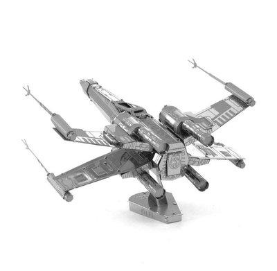 迷你3D鐵片模型 star war X-WING STARFIGHTER