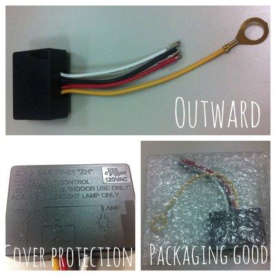 工業風 DIY 配件 Zing Ear TP01三段觸摸開關觸控開關110V 台灣製造 金屬鐵管