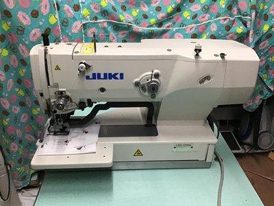 JUKI 工業縫紉機 全新日本制 電腦鎖眼車 JUKI 1790S型,電腦選擇大小眼洞,速度可調。