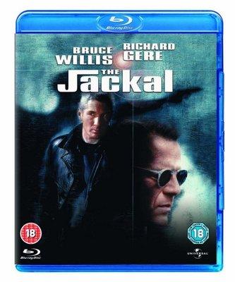 BD 全新英版【豺狼末日】【The Jackal】Blu-ray 藍光