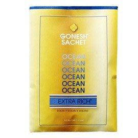 ☆AirRoom☆【現貨】GONESH 潮流 精油 Aromatherapy Sachet 香氛袋 限定 海洋
