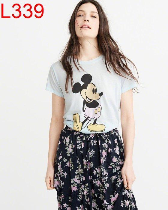 【西寧鹿】AF a&f Abercrombie & Fitch HCO 女 T-shirt 絕對真貨 可面交 L339