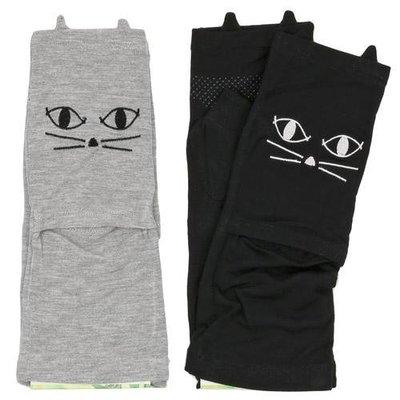 貓咪造型 抗UV 竹纖維 防曬涼感保濕手套 內側有防滑設計 穿戴時依然可滑用手機 散熱快 夏季必備 紫外線屏蔽率99%