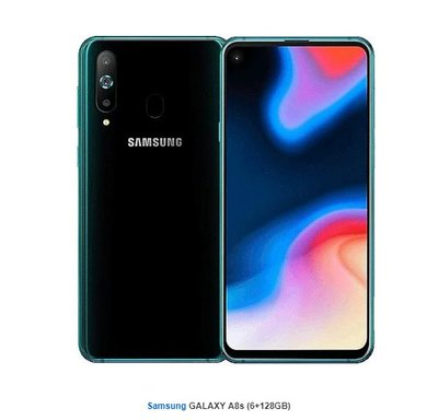 順達手機旗艦店Samsung GALAXY A8s (6+128GB)
