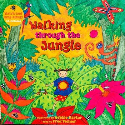 Walking Through the Jungle (書+VCD )