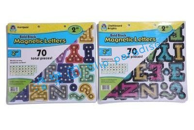 現貨立即寄 Teacher created 英文款 70片裝 550g  磁鐵 兒童磁鐵 冰箱磁鐵
