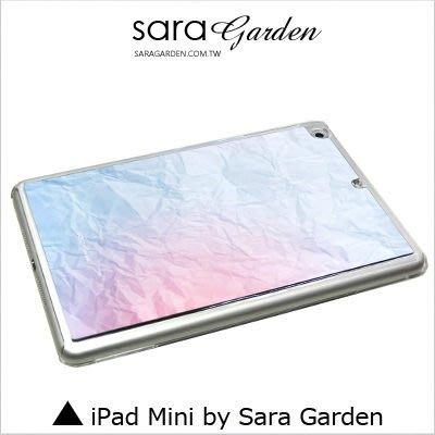 客製化 iPad Mini 1 2 3 4 iPad 5 6 Air 保護殼 皺褶雲彩【N0222001】