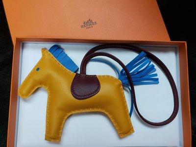 HERMES 只有一隻黃色小馬
