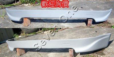 ☆ SEVEN ONE ☆ 福斯 GOLF4 O版 後下巴 中包 99-04年 (空力套件)