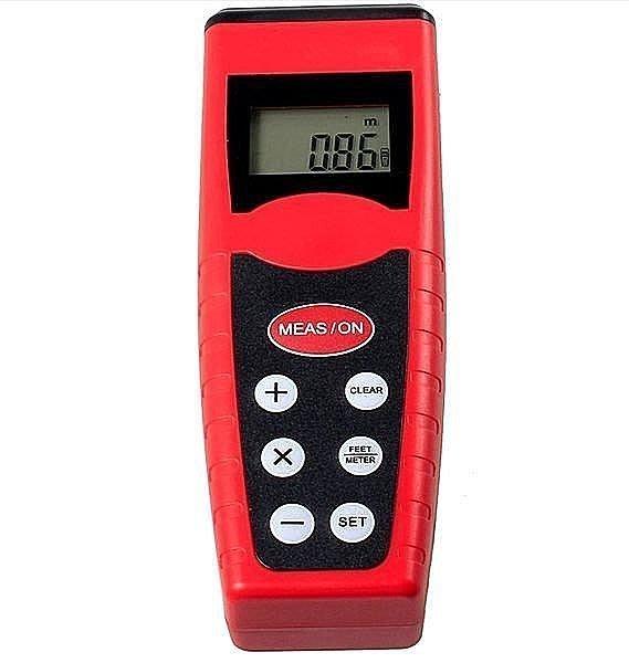 紅外測距儀 CP3000超聲波測距儀 攜帶型紅外線測距儀 18m