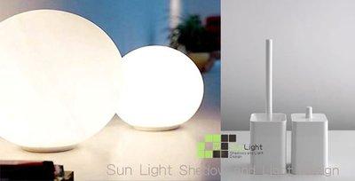 【SUN LIGHT 日光燈坊】Glo-Ball Basic 高爾夫大款檯燈,另花盆磨菇喬瑟夫鈴鐺PH麻線IQ設計師