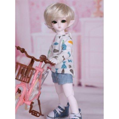 玩偶娃娃 特價 BJD/SD娃娃 Aloa Sov Centaurs 小人馬1/6分 男女體可選送妝