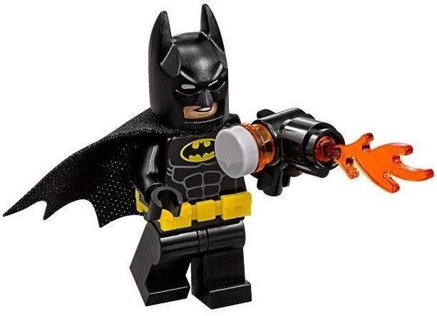 現貨【LEGO 樂高】全新正品 益智玩具 積木/ 蝙蝠俠電影70901 | 單一人偶: 蝙蝠俠+火焰槍 Batman