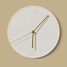 〖洋碼頭〗北歐現代簡約靜音掛鐘客廳創意陶瓷個性時尚大氣臥室數字藝術鐘錶 bhm331
