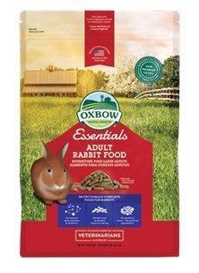 【新竹第一家】OXBOW活力成兔配方飼料10磅裝(效期2021/12,用兩包5磅出貨),超取限一組,量購刷卡無免運優惠