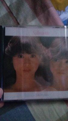 松田聖子香港版CD『Silhouette シルエット』