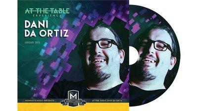 [魔術魂道具Shop]Dani da Ortiz  線上研習紀念光碟~At the Table Live Lecture