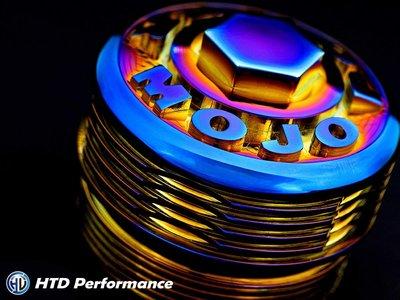 【樂駒】MOJO Power PORSCHE 鋁合金 機油 上蓋 鍍鈦 散熱 散熱鰭片 降溫 6061-T6 加裝