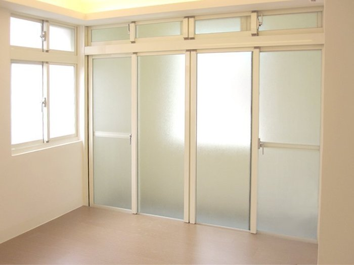 JW-026 氣密門窗,隔音窗 格子窗 氣密窗 落地窗 陽台門 鋁鋼構 乾濕分離 設計工程 室內整修 原廠 大和賞