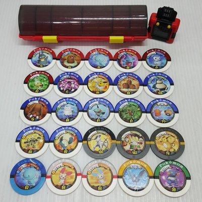 【日本帶回】 25卡合售 神奇寶貝 POKEMON 寶可夢 BATTRIO 三隻組對戰 遊戲 戰鬥 圓盤 卡匣 卡 B