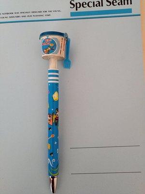 絕版限量 統一米粉自動原子筆 公仔筆