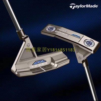 百里家居TaylorMade泰勒梅高爾夫球桿Truss Mallet 男女士推桿2020年新款