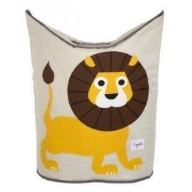 加拿大 3 Sprouts 獅子王洗衣籃 超大容量好收納