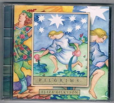 [鑫隆音樂]音樂CD-ELIZA GILKYSON:PILGRIMS 天使的吟唱 [HIT 395-2] 全新/免競標