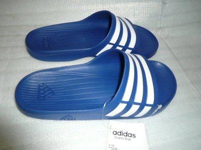 【台灣健立最便宜】2017 ADIDAS-Duramo Slide 拖鞋 G14309