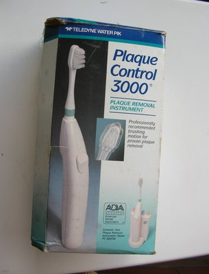 Teledyne WaterPik Plaque Control 3000 電動牙刷