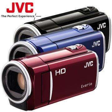 降價! 藍,紅色 JVC GZ-HM50 攝影機 (E100 hm45 E300 ex310 hm40可參考)