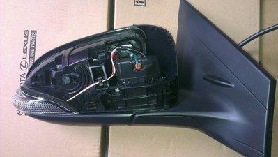 撿大便宜汽材 YARIS 14-15 後視鏡 YARIS後視鏡 全新正廠單一邊3400元.外蓋400元